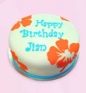 Birthday Cake With Name Images Wallpaper Photo Pics