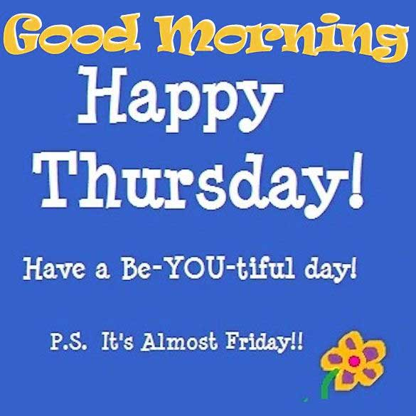 Happy Thursday Quotes Greetings Images Photo Pics Download For Whatsaap