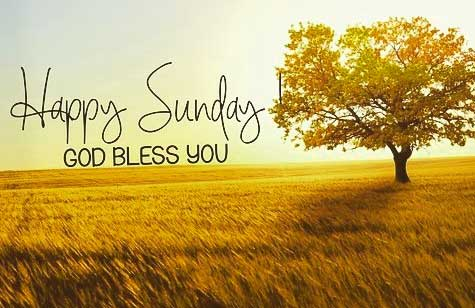 Happy Sunday Photo Free Download