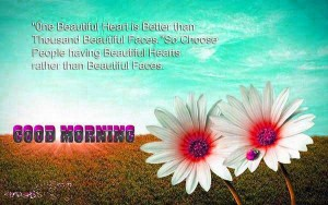 Flower Good Morning Images With Quotes