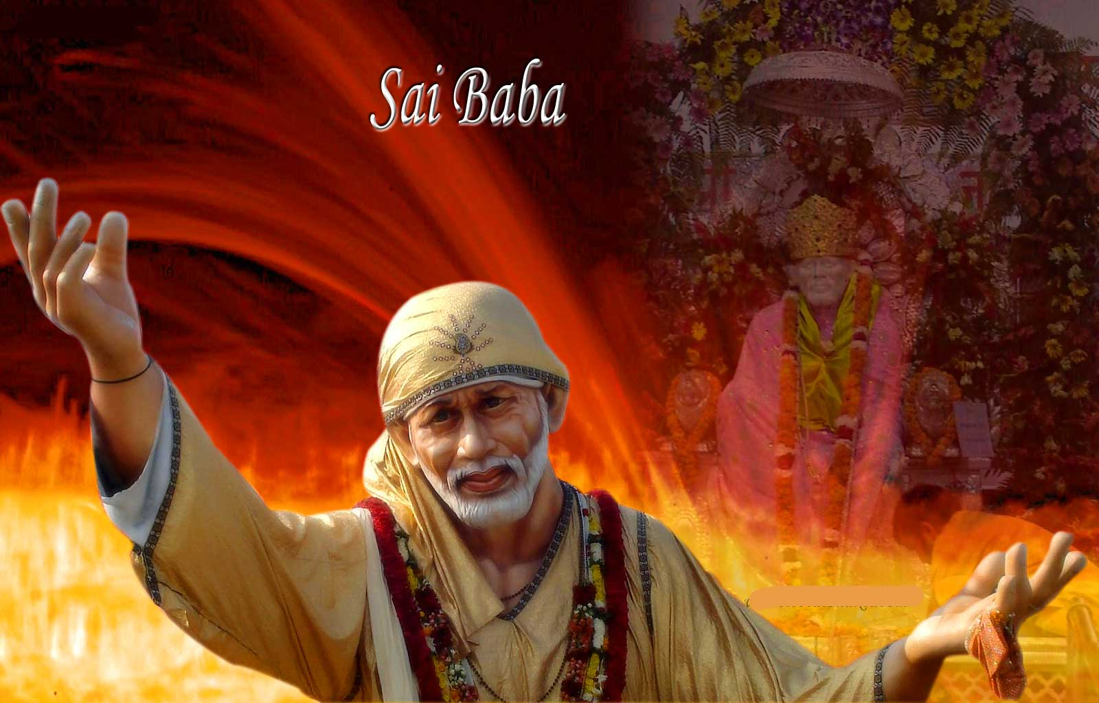sai baba images high resolution