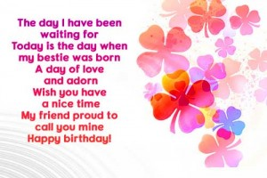 birthday wish for best friend forever Images Pics HD Download