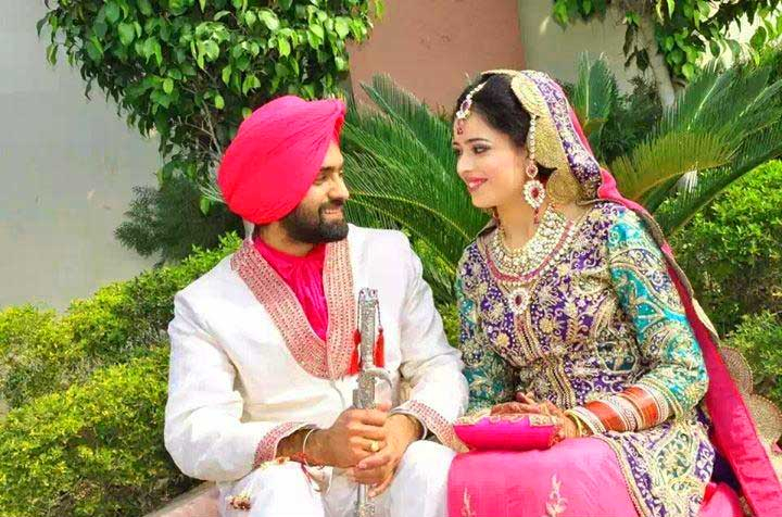 Punjabi Couple for Whatsaap