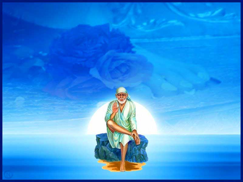 sai baba Images Wallpaper Pictures Download