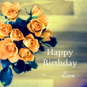 happy birthday Flower Pics Download