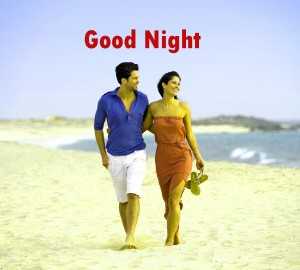 Good Night Images Wallpaper Pictures Pics HD with Love Couple
