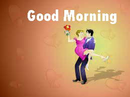 Love Couple Free Good Morning Images