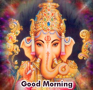God Ganesha Good Morning Images