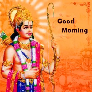 Sri Ram God Good Morning Images