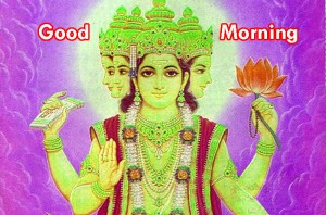Hindu God Good Morning Images