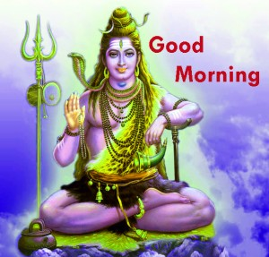 Shiva Lord God Good Morning Pictures Photo Wallpaper Pics HD