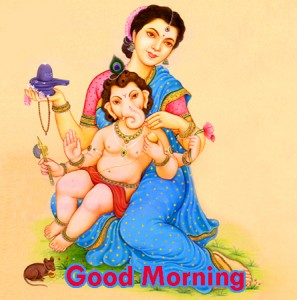Bal Ganesha God Good Morning Pic Download