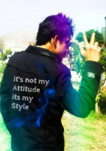 Attitude DP Photo Download