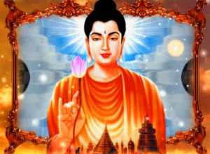 lord buddha paintings