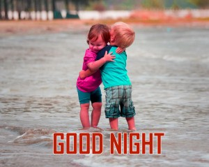 Happy Good Night Wallpaper