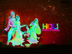 Radha Krishna Holi Images Wallpaper Download