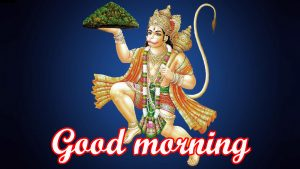 Hanuman ji Mangalwar good morning images Wallpaper