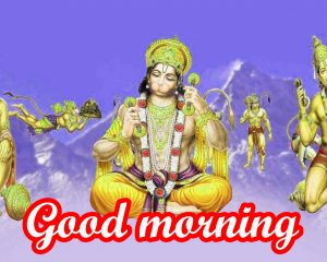 Hanuman ji Mangalwar good morning images Wallpaper Pcs