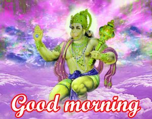 Hanuman ji Mangalwar good morning images Wallpaper Pics Download