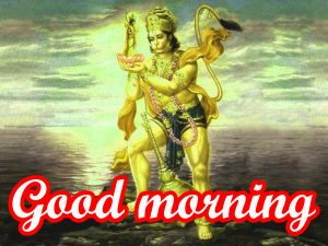 Hanuman ji Mangalwar good morning images Photo Free DOWNLOAD