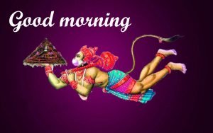 Hanuman ji Mangalwar good morning images Wallpaper Download