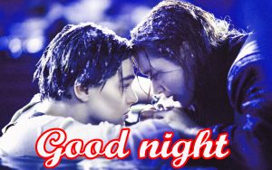 Romantic Lover Good Night Images Wallpaper