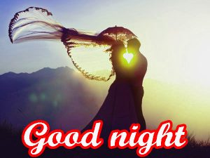 Romantic Lover Good Night Images Wallpaper For Whatsaap