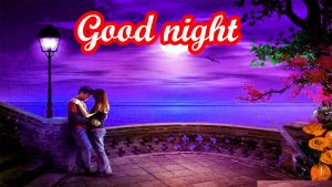 Romantic Lover Good Night Images Pics Photo