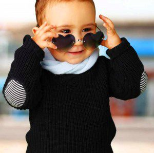 Whatsapp DP Profile Images Wallpaper With Cute Baby Boy