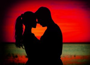 Whatsapp DP Profile Images Wallpaper With Romantic Love Couple