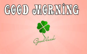 Good Morning And Good Luck Wishes Images Photo Pictures Download & Share