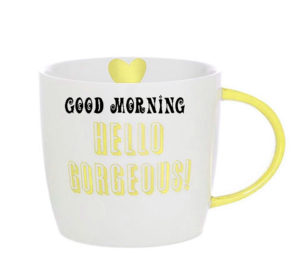 Good Morning Gorgeous Mug Images Photo Download