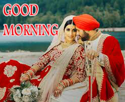 Good Morning Images for Romantic Love Couple Wallpaper Latest Free Punjabi Couple