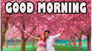 Good Morning Images for Romantic Love Couple Wallpaper Pics Download