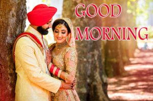 Good Morning Images for Romantic Love Couple Pics Download