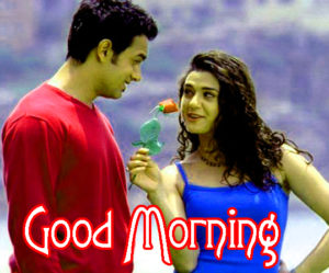 Romantic Couple Good Morning Images Pics Wallpaper Free