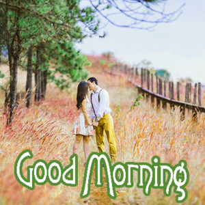 Romantic Couple Good Morning Images Pictures For Facebook