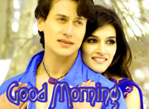 Romantic Couple Good Morning Images Photo Download In HD