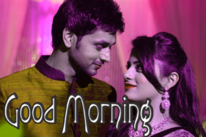 Romantic Couple Good Morning Images pictures Free