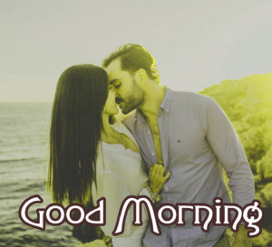 Romantic Couple Good Morning Images Wallpaper Free New