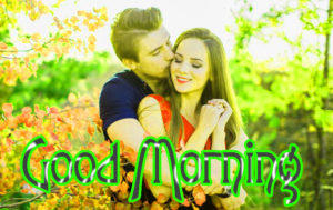 Romantic Couple Good Morning Images Wallpaper Pics New