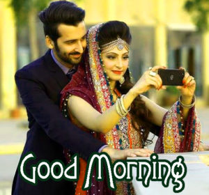 Romantic Couple Good Morning Images Wallpaper Pics Free