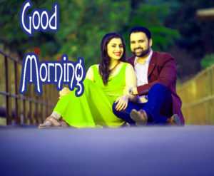 Romantic Couple Good Morning Images Photo Pics Download
