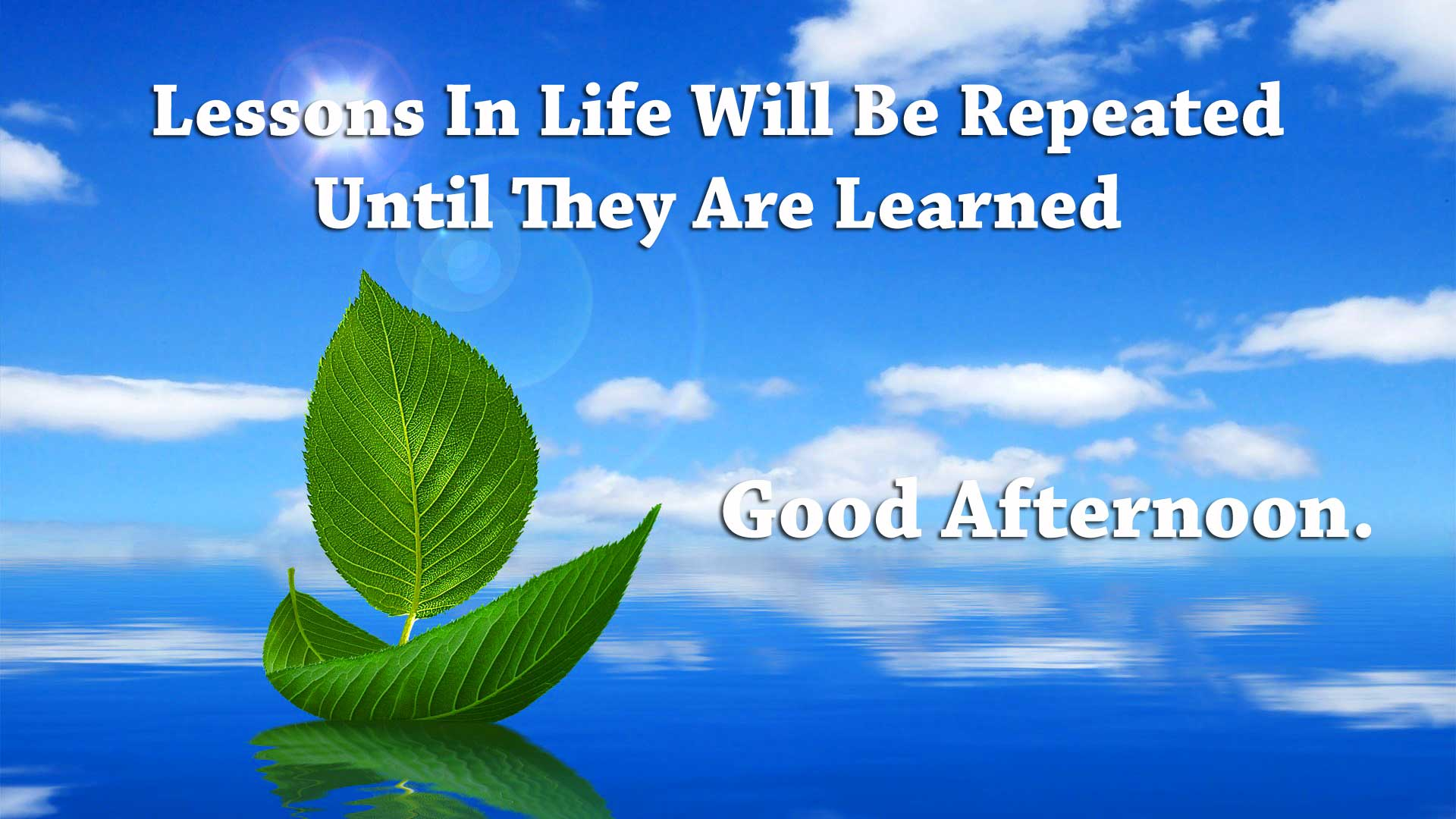 good afternoon pictures quotes