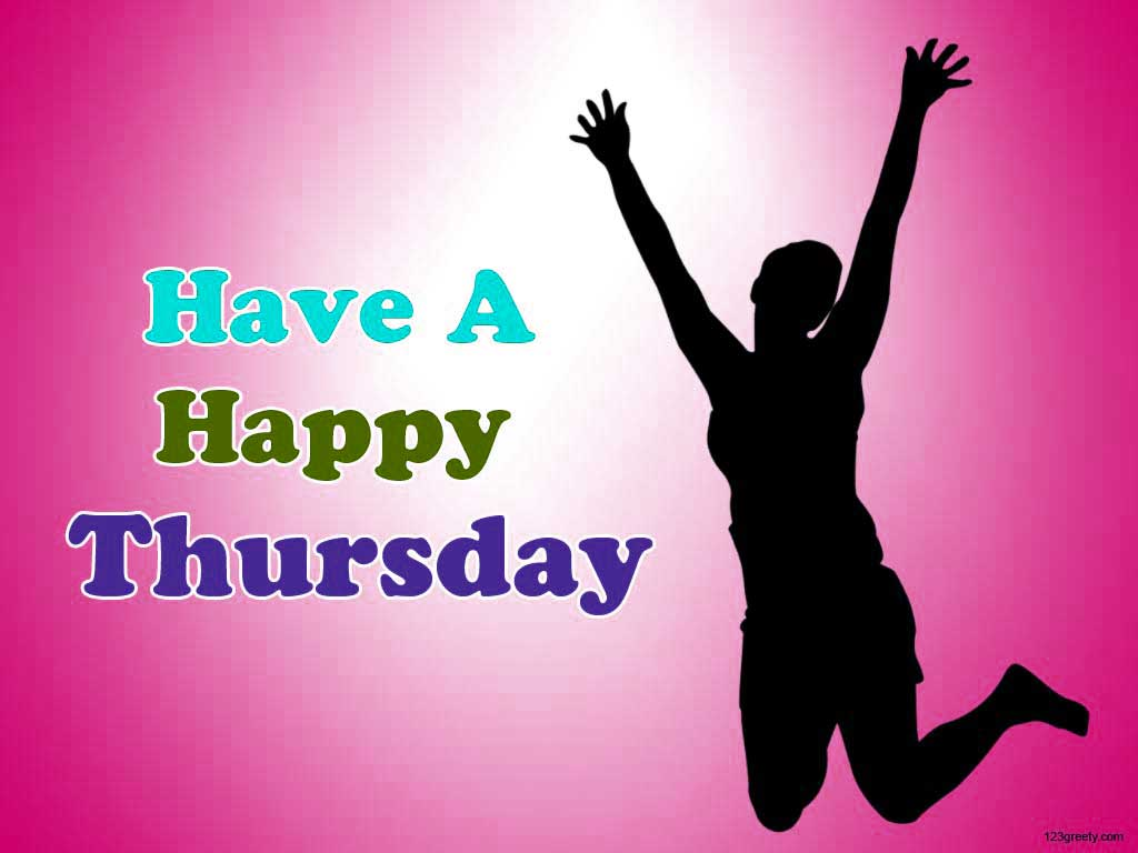 NewHappy Thursday Quotes Greetings