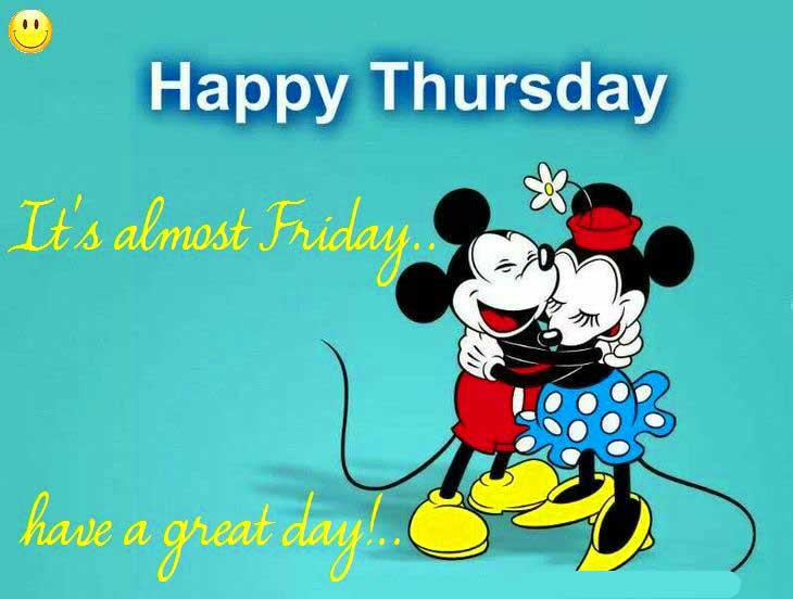 Happy Thursday Quotes Greetings