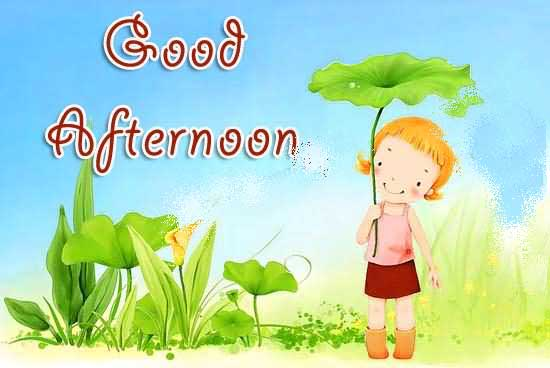 good afternoon images for whatsapp free download