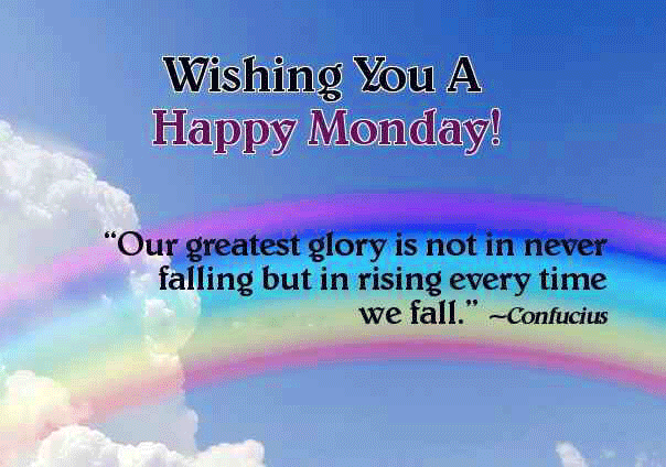 monday morning quotes positive