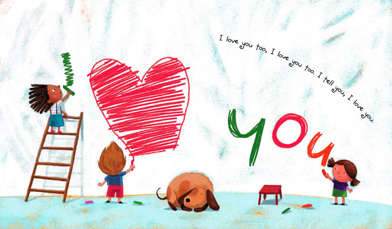 i-love-you Wallpaper Download