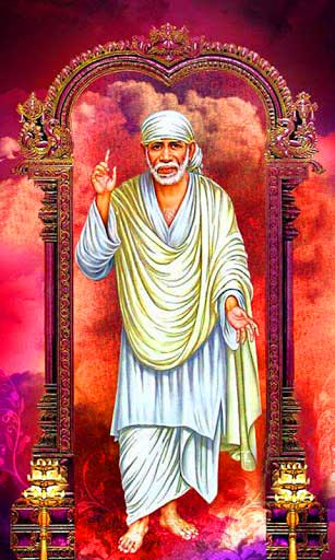 sai baba images for mobile